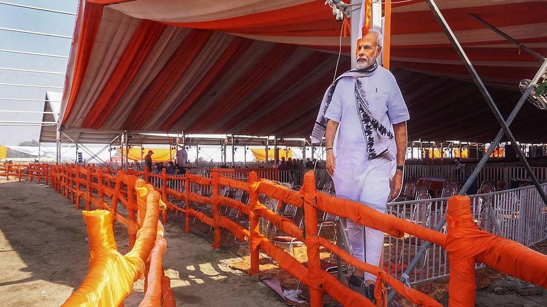 'Massive Development in UP Under CM Adityanath': Modi in Varanasi