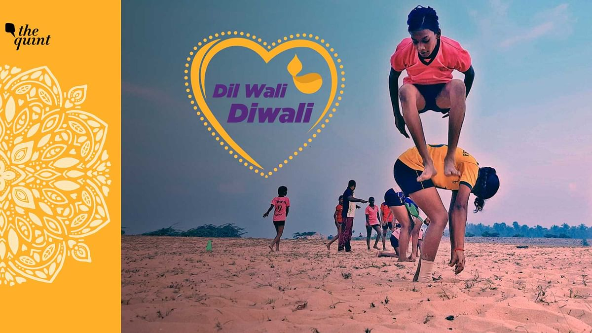 Neither Lack of Gear Nor COVID  Keeps These TN Girls from Kabaddi
