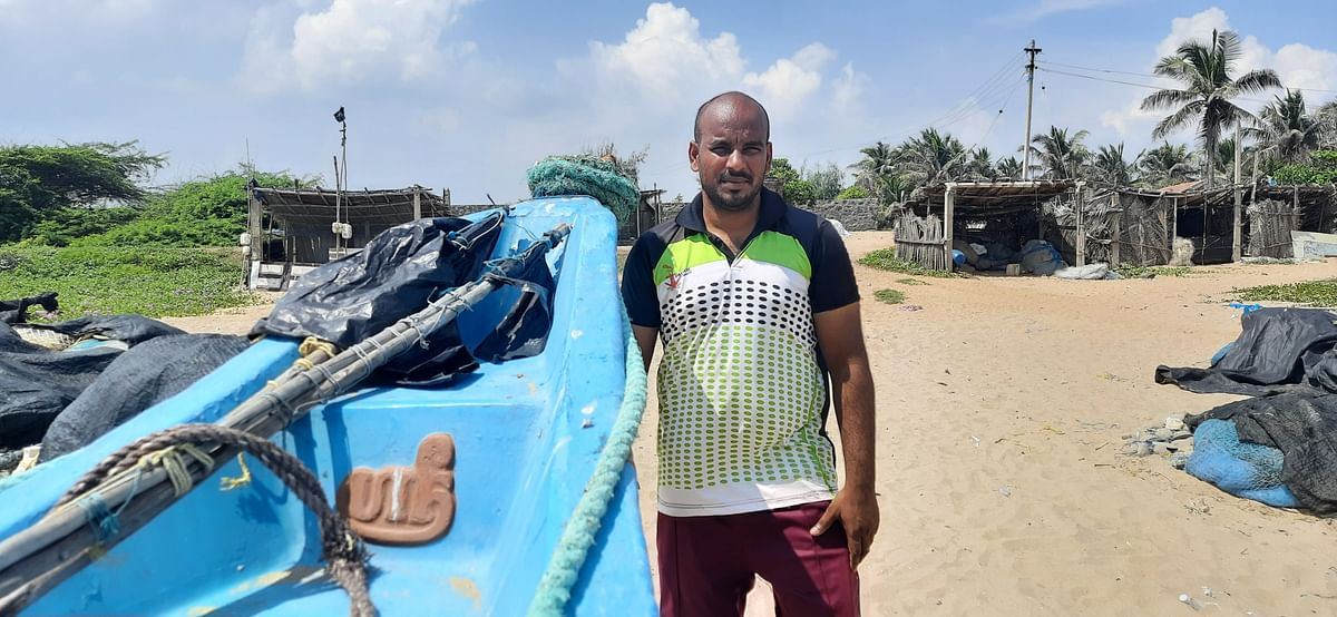 Sathish has been training girls in these fishing hamlets for four years now.