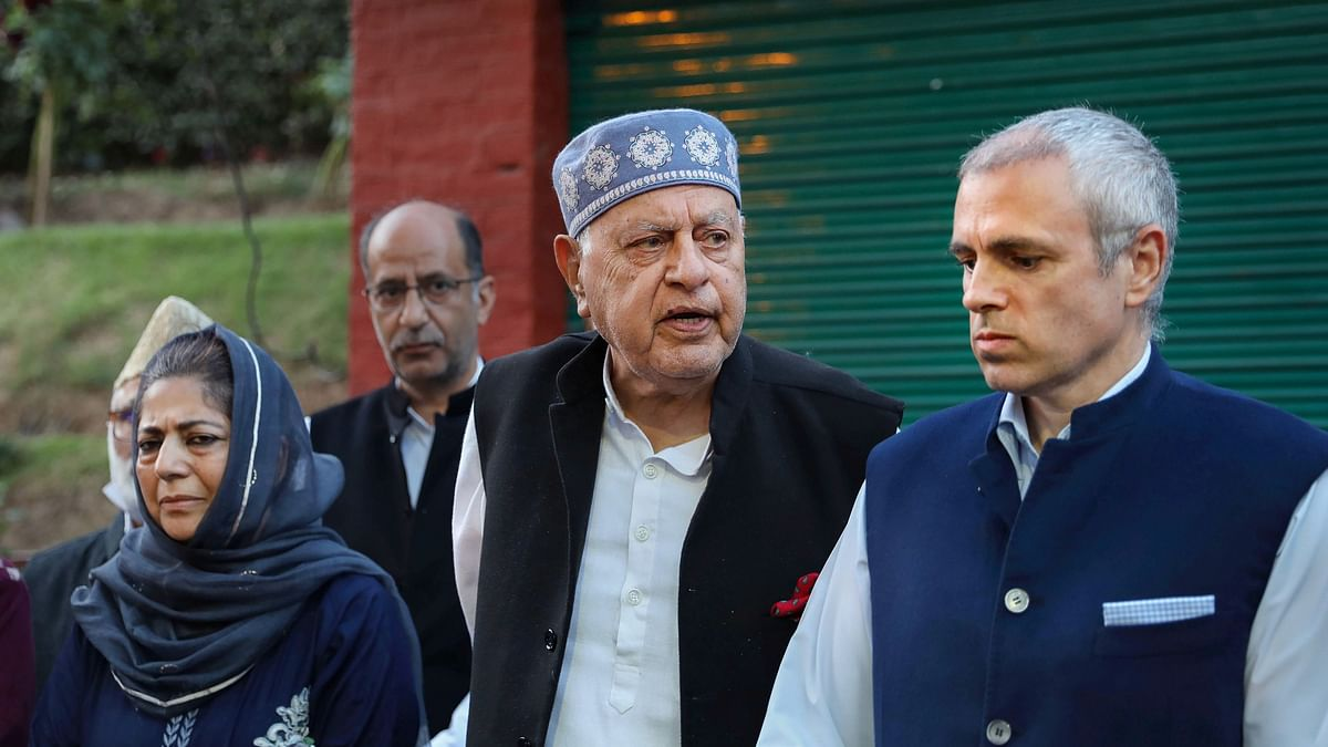 J&K Parties Under Gupkar Alliance to Contest DDC Polls Unitedly