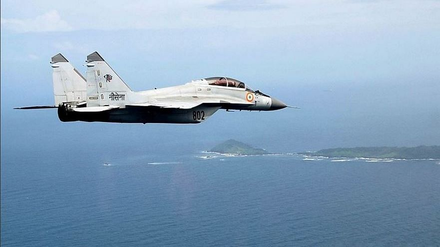 MiG-29K Crashes Into Sea, 1 Pilot Found, Search Underway for Other