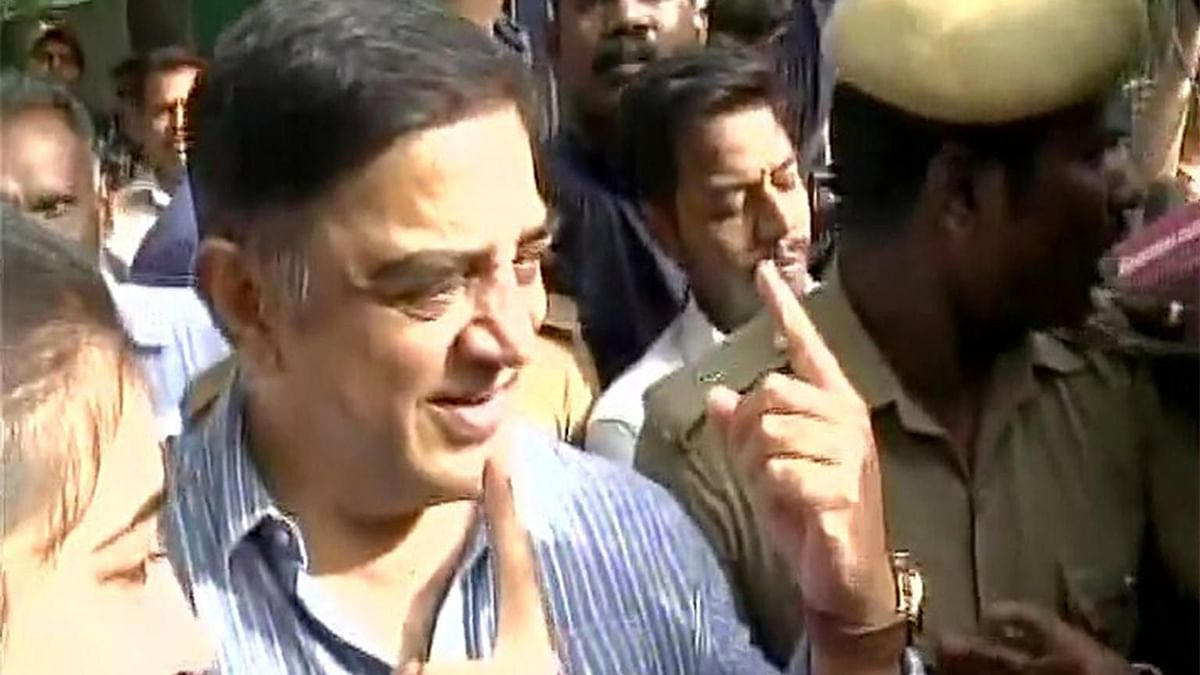 Ahead of TN Elections, Kamal Haasan Urges People to Get Voter IDs
