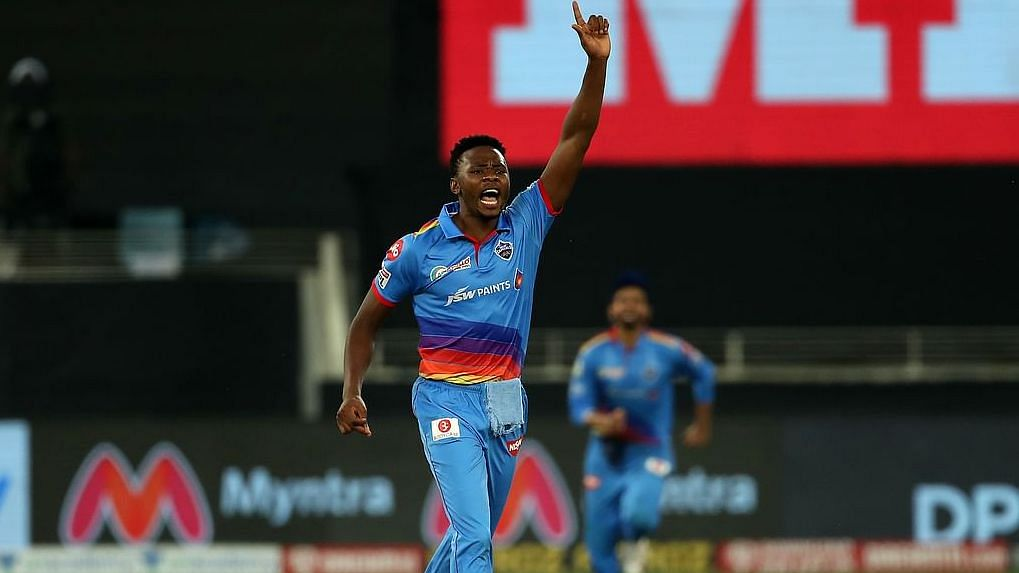 DC were building some good momentum with Rabada leading the charge for them.