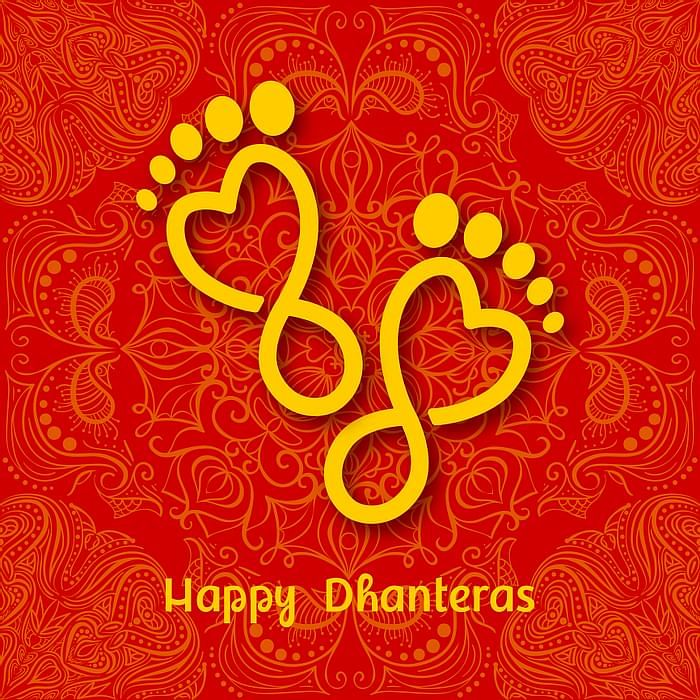 Happy Dhanteras 2020 greetings in English
