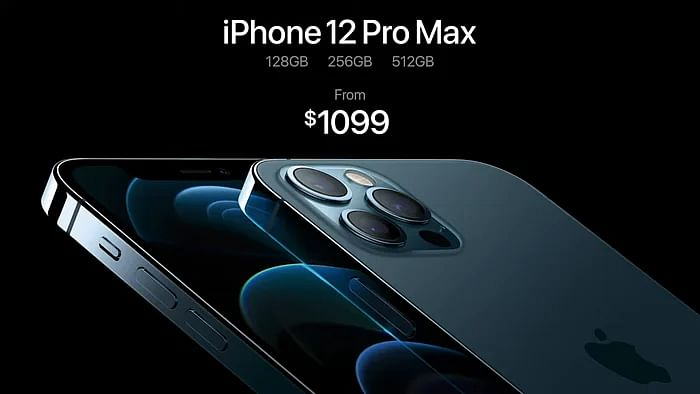 Apple's newest flagship-iPhone 12 Pro Max