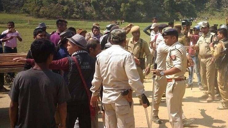 Assam-Mizoram Border Tense After Death of Alleged Drug Peddler