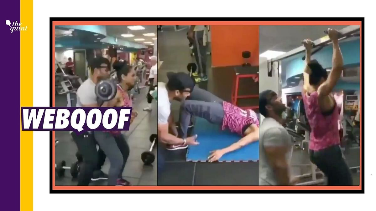 Video of Husband, Wife Working Out at Gym Given 'Love Jihad' Spin