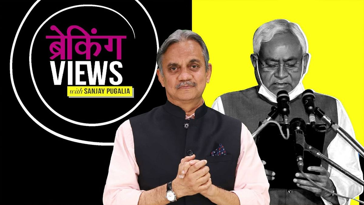 Saddled With BJP-Heavy Cabinet, Will Nitish Remain Sushasan Babu?