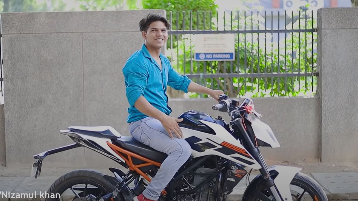 YouTuber Nizamul, with Half Million Followers, Held  for Murder