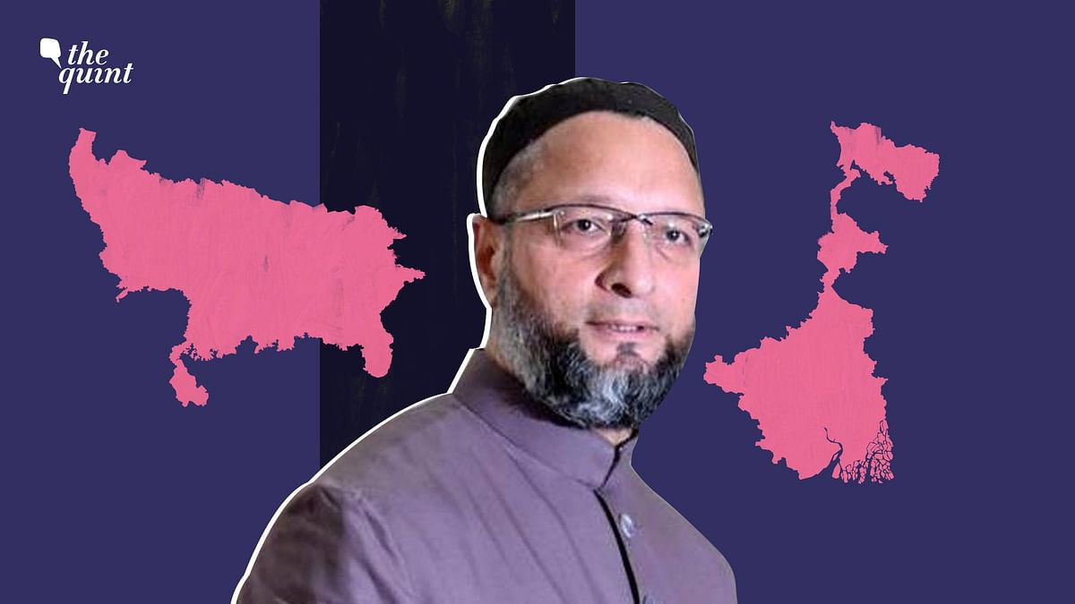Can Owaisi's AIMIM Emerge as Voice of Muslims in West Bengal & UP?