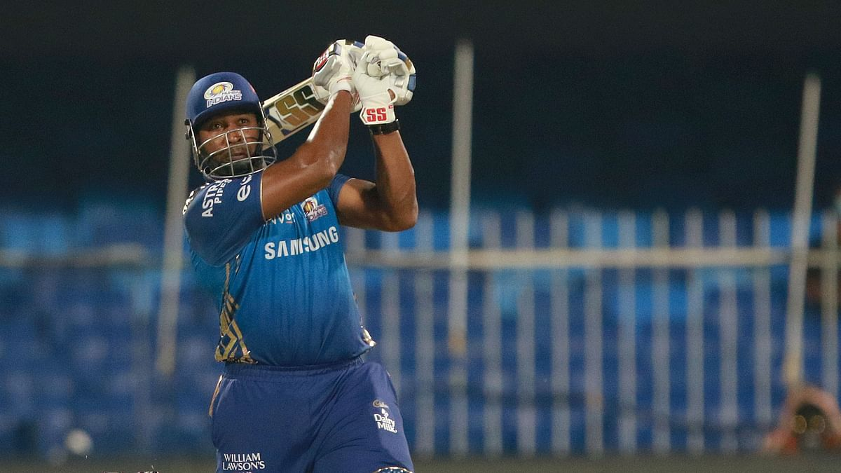 Pollard's Late Surge Helps Mumbai Recover & Post 149/8 v SRH