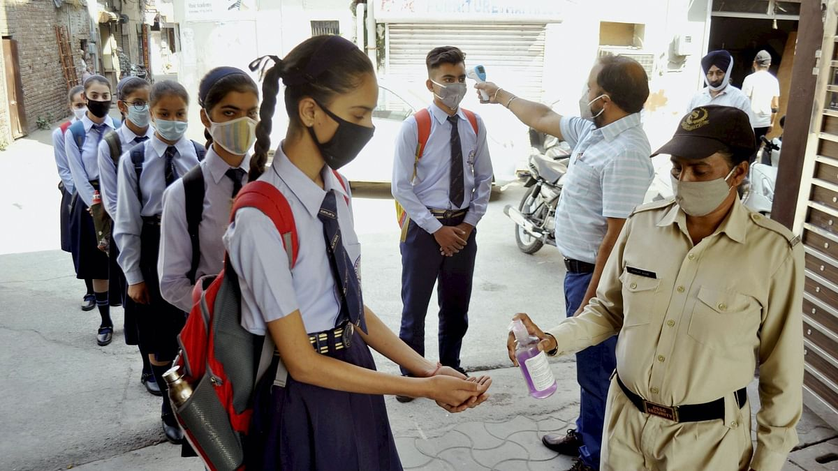 262 Students, 160 Teachers in Andhra Pradesh Test COVID Positive