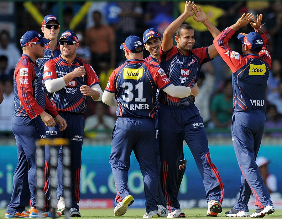 Delhi Daredevils finished last on the points table in the 2011 season.