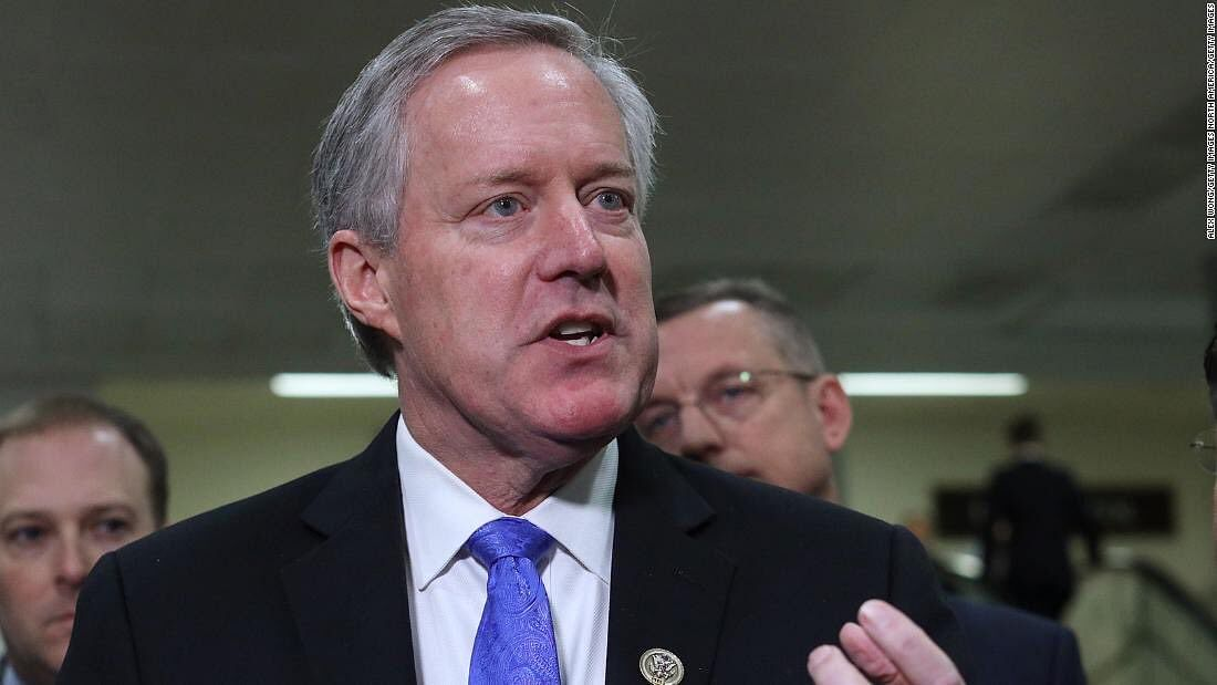 President Donald Trump's Chief of Staff, Mark Meadows, has tested positive for COVID-19.
