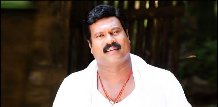 Actor Kalabhavan Mani.