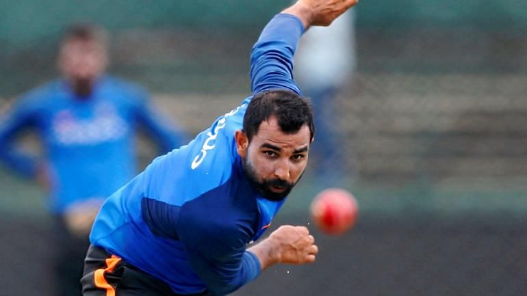 Shami Advised 6 Weeks Rest, Flies Out to India on Wednesday