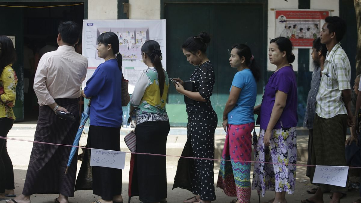 Nearly 2.6 Million Minorities Face Exclusion in Myanmar's Election
