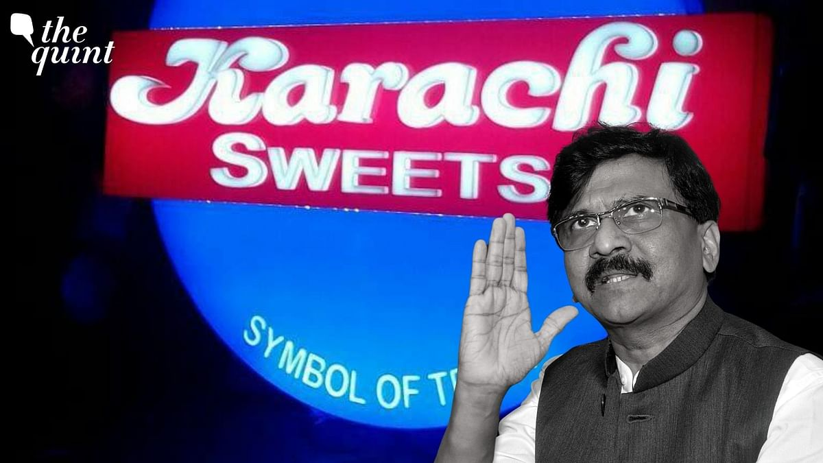 Shiv Sena Doesn't Want Karachi Sweets to Change Name: Sanjay Raut