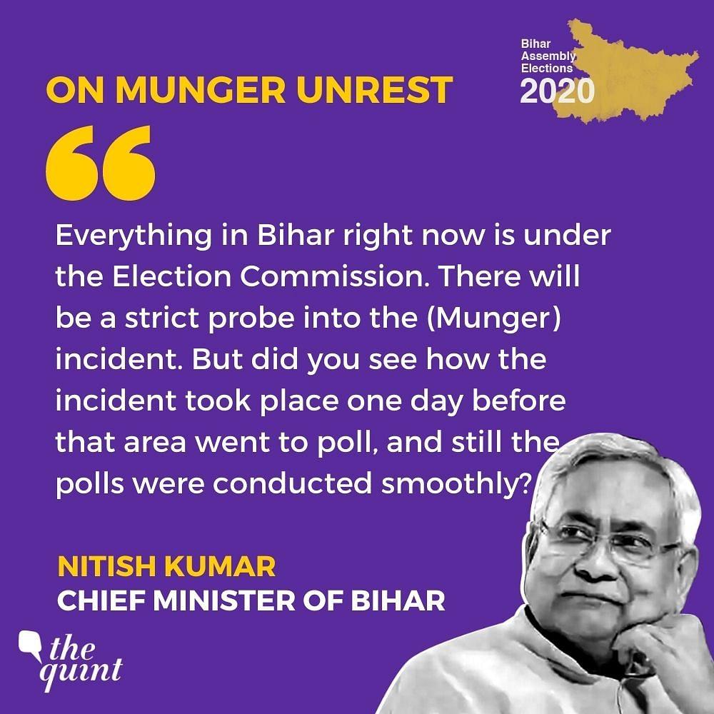Bihar CM Exclusive: RJD's Fame a Sham; BJP's Job Promise Realistic