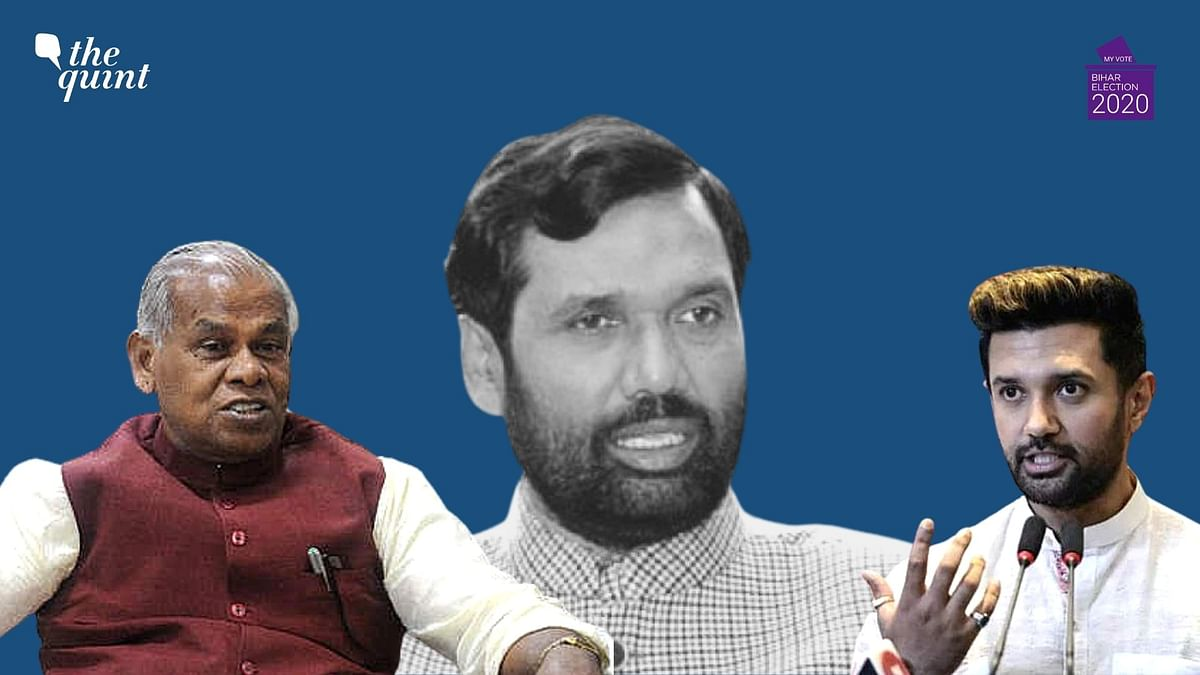 HAM Writes to PM  Implicating Chirag in Ram Vilas Paswan's Death