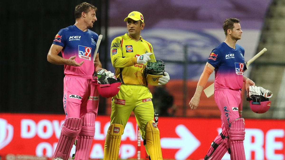 Rajasthan Royals would be hoping that CSK beat KXIP on Sunday.