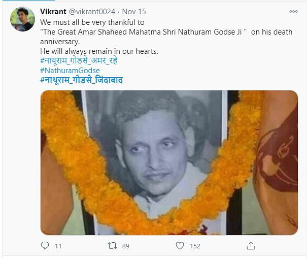 From Pragya to Twitter Trends: How Hailing Godse Became Mainstream