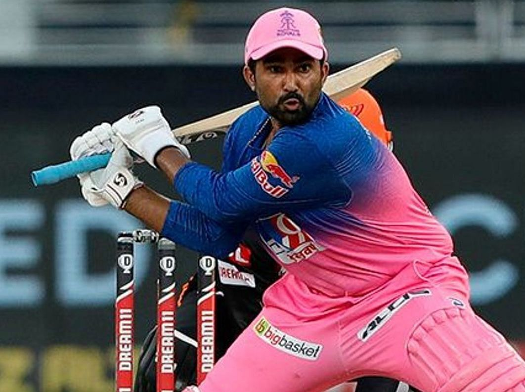 Rahul Tewatia has been the story of this IPL as he has won a few games for Rajasthan Royals single-handedly with both bat and ball.