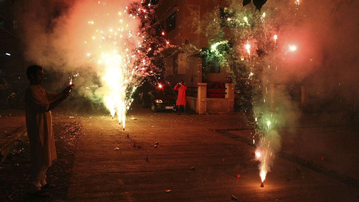 Andhra Pradesh to Only Allow Green Crackers This Deepavali