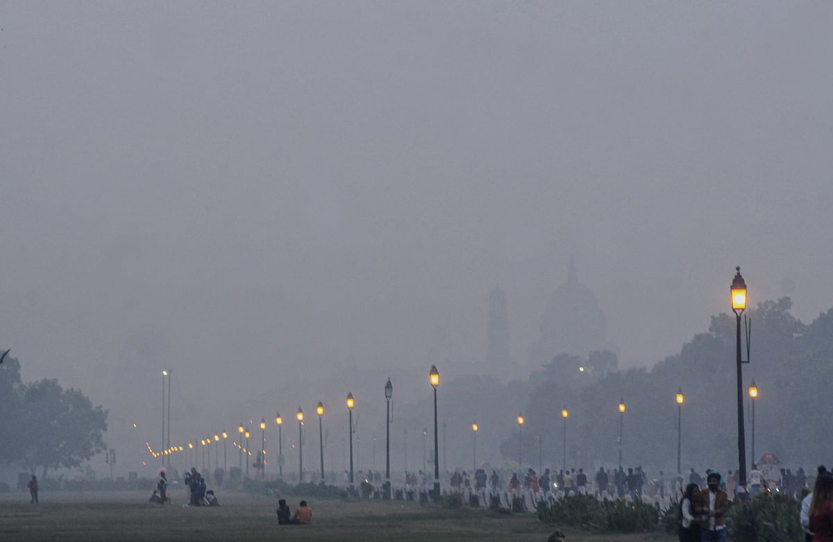 Air Quality in Delhi at 304, Expected to Worsen in NCR