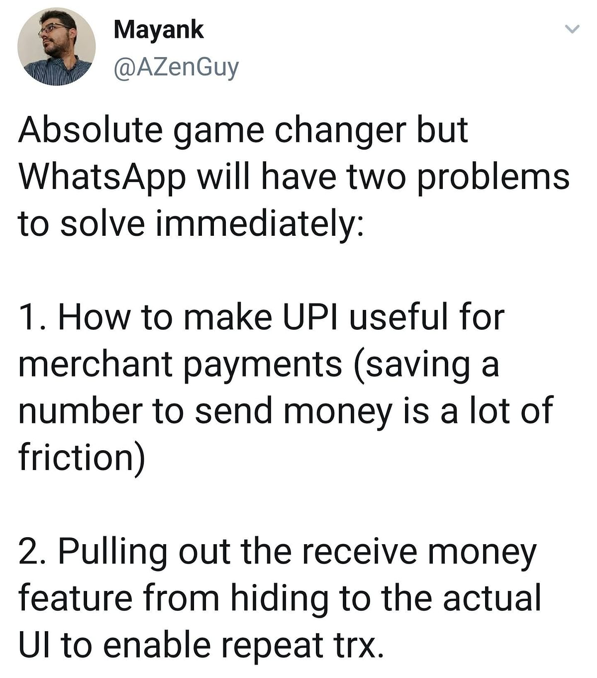 Will WhatsApp Give Cashback? Twitter Asks After UPI Announcement