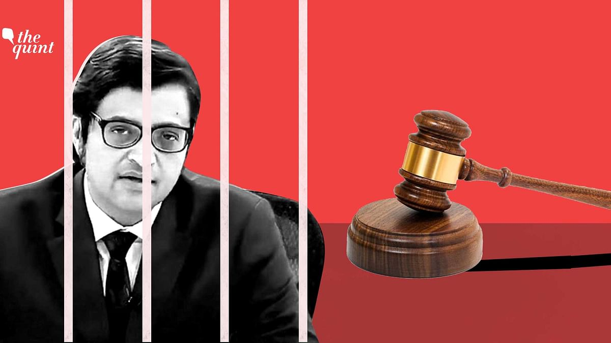 Bombay HC Rejects Arnab Goswami's Plea for Interim Bail