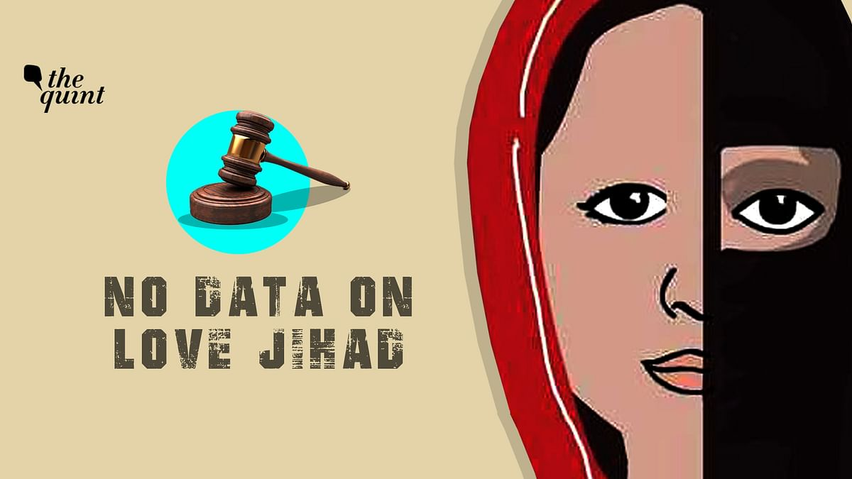 Laws on Love Jihad? But Modi Govt, NCW Have No Data or Definition