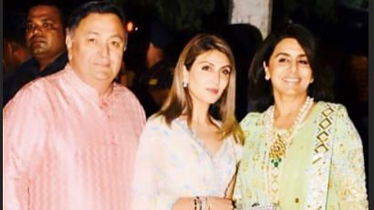 Miss You Papa: Ahead of Diwali, Riddhima Remembers Rishi Kapoor