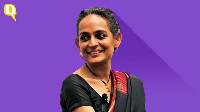 Image of Arundhati Roy used for representational purposes.