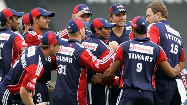 Delhi Daredevils finished at the top of the points table but an Adam Gilchrist assault knocked them out of the tournament.