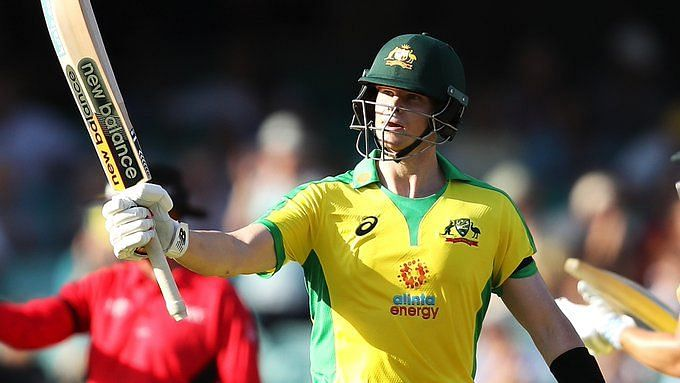 """<div class=""""paragraphs""""><p>Steve Smith could be part of the T20 World Cup</p></div>"""