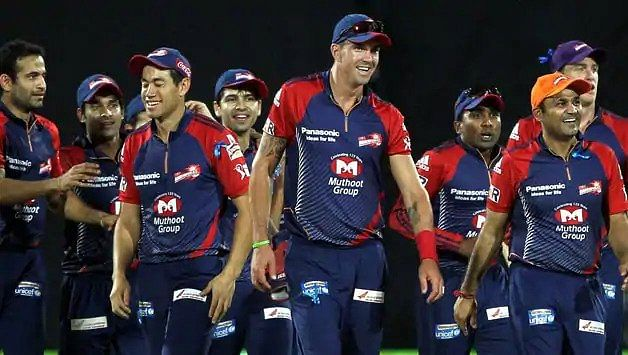 Delhi Daredevils finished at the top of the points table but lost both their games in the Playoffs to get eliminated.