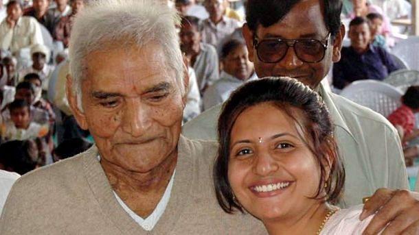 Baba Amte's Granddaughter Sheetal Amte-Karajgi
