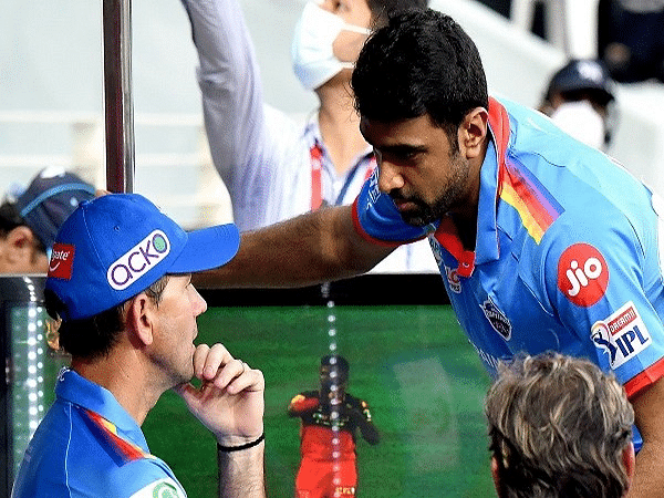 R Ashwin said Ricky Ponting would never walk away from a fight.