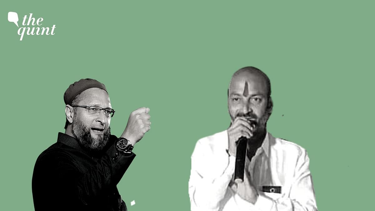 If Pakistanis Live in Hyd, Sack Your  MP: Owaisi Hits Back at BJP