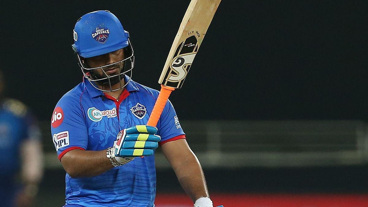 Rishabh Pant and Shreyas Iyer scores half centuries as Delhi ended up scoring 156/7 vs Mumbai Indians in the IPL final.