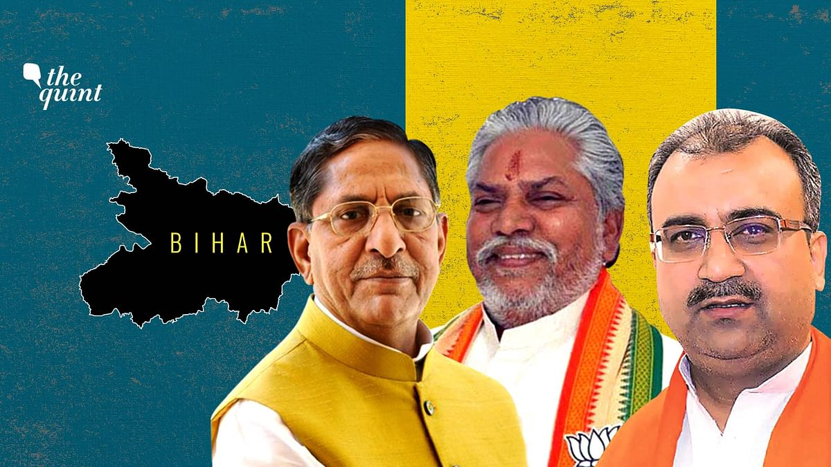 Bihar: Other Big Names in BJP Who Could Have Been Deputy CMs