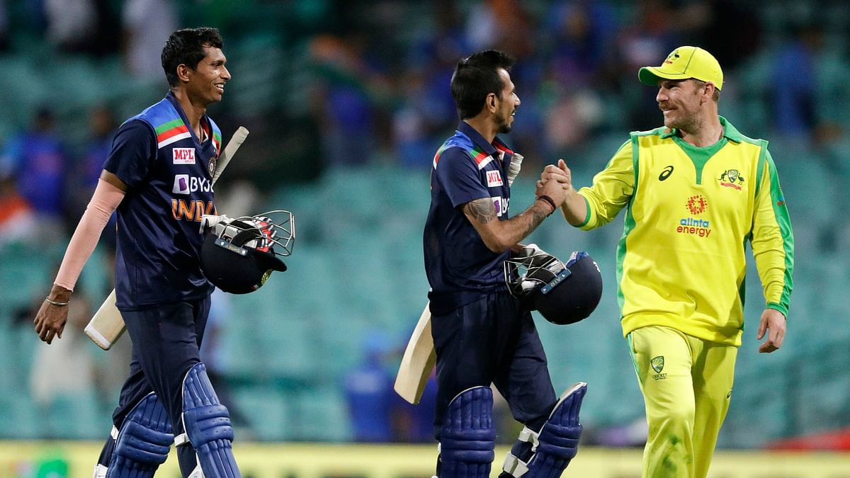 Australia have beaten India in the second ODI to take an unassailable 2-0 series lead in Sydney.