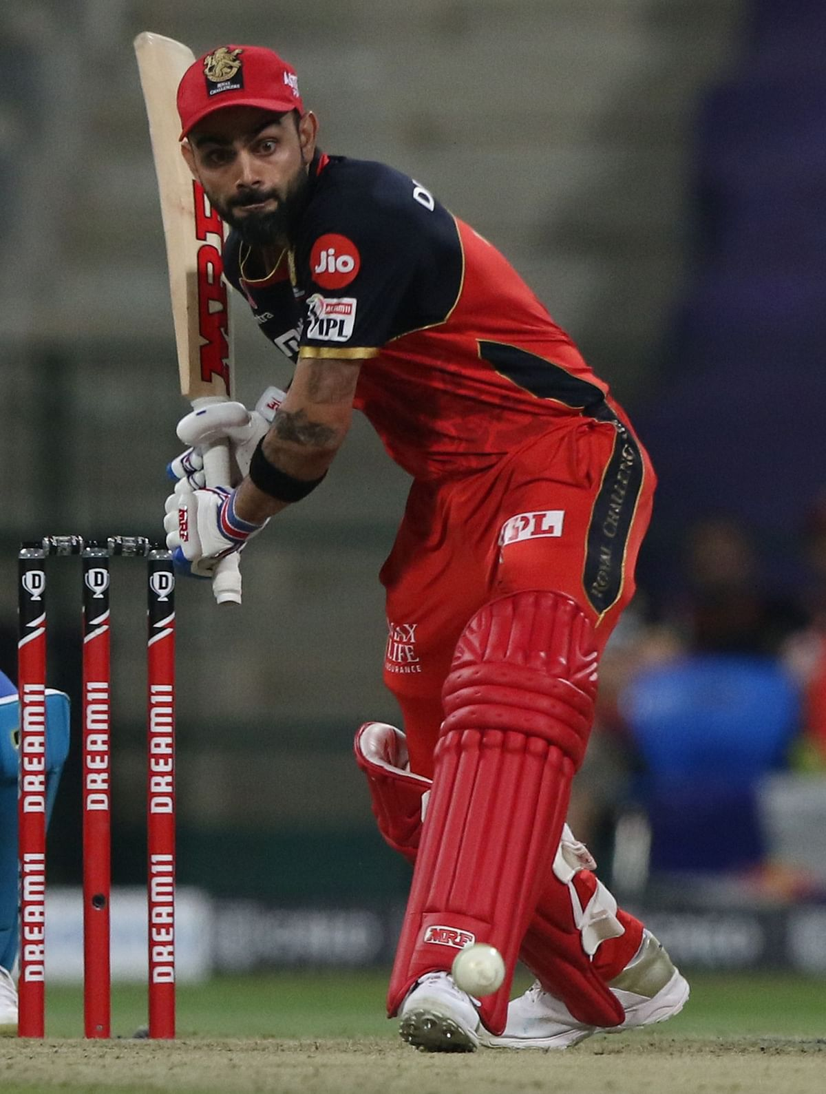 Virat Kohli, with a strike rate of 122, has stuggled to play aggressively and freely in the middle overs and against the spinners.
