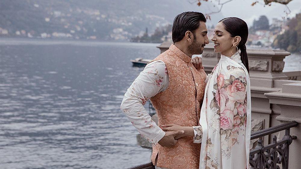 Ranveer Wishes Deepika on Wedding Anniversary, Calls her 'Gudiya'