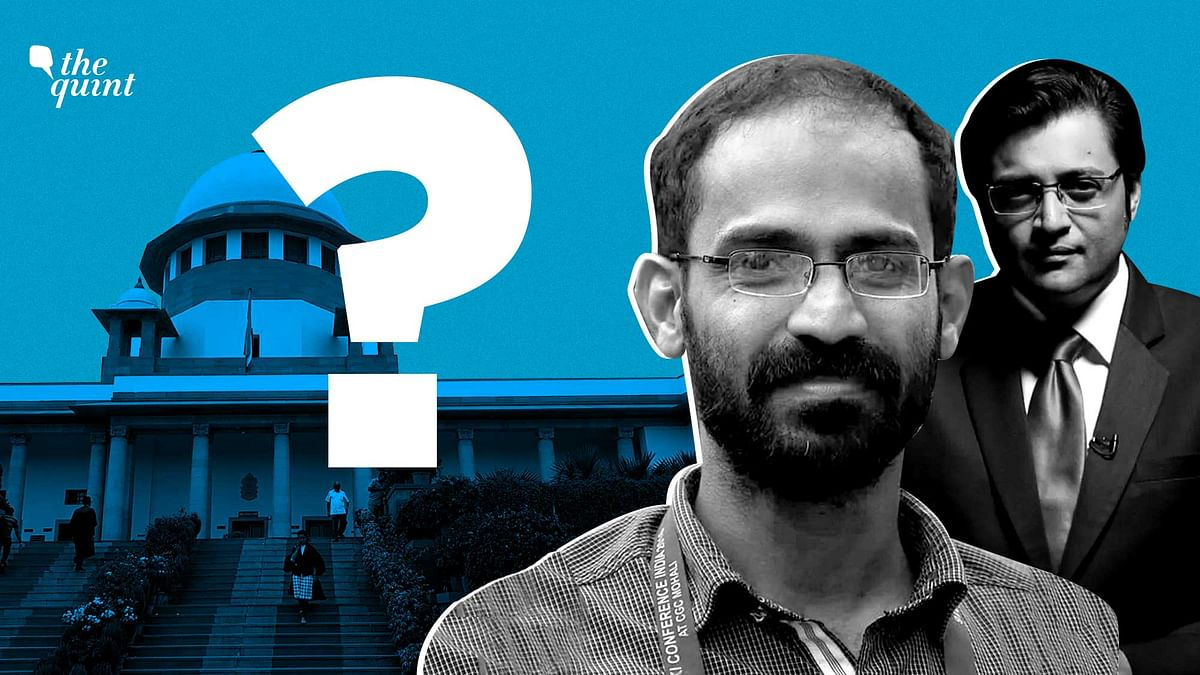 Hathras Case: No Bail for Kerala Journo, SC Lists Plea for Friday