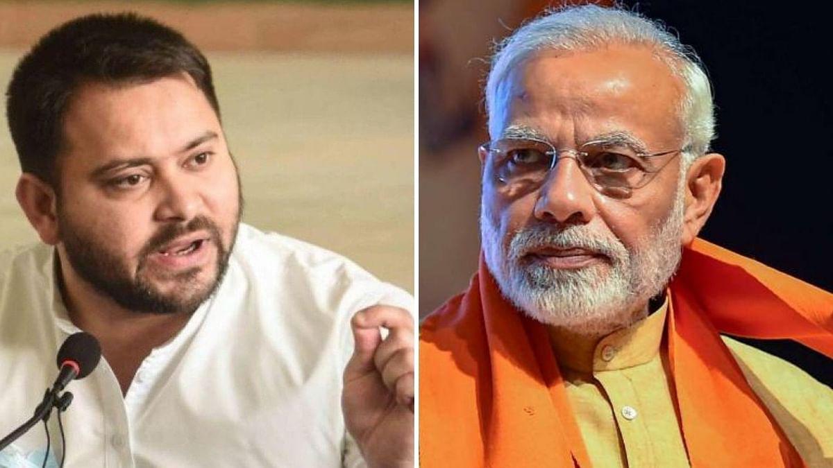 Bihar Polls: PM Modi, Tejashwi Urge People to Vote In Final Phase