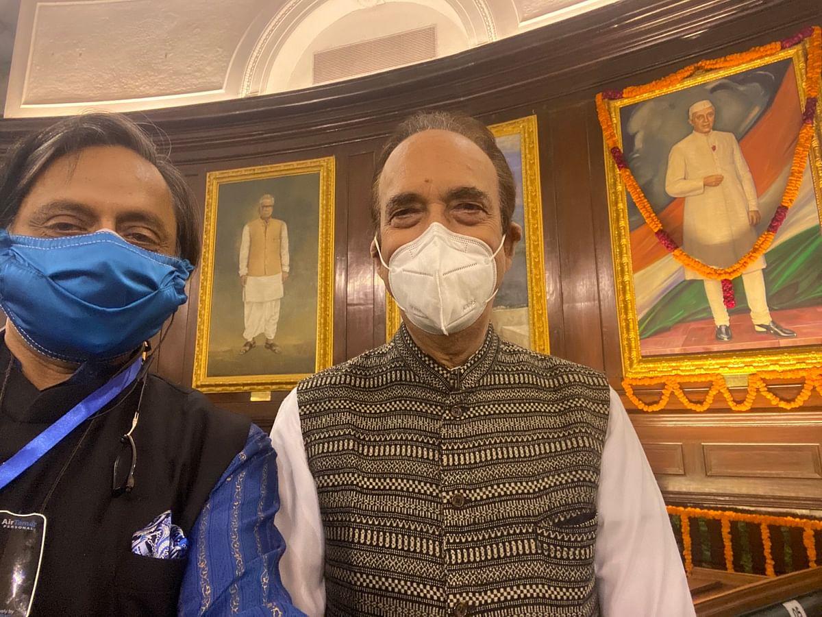 Rahul Visits Shantivan on Nehru's Birthday, Modi Tweets Tribute