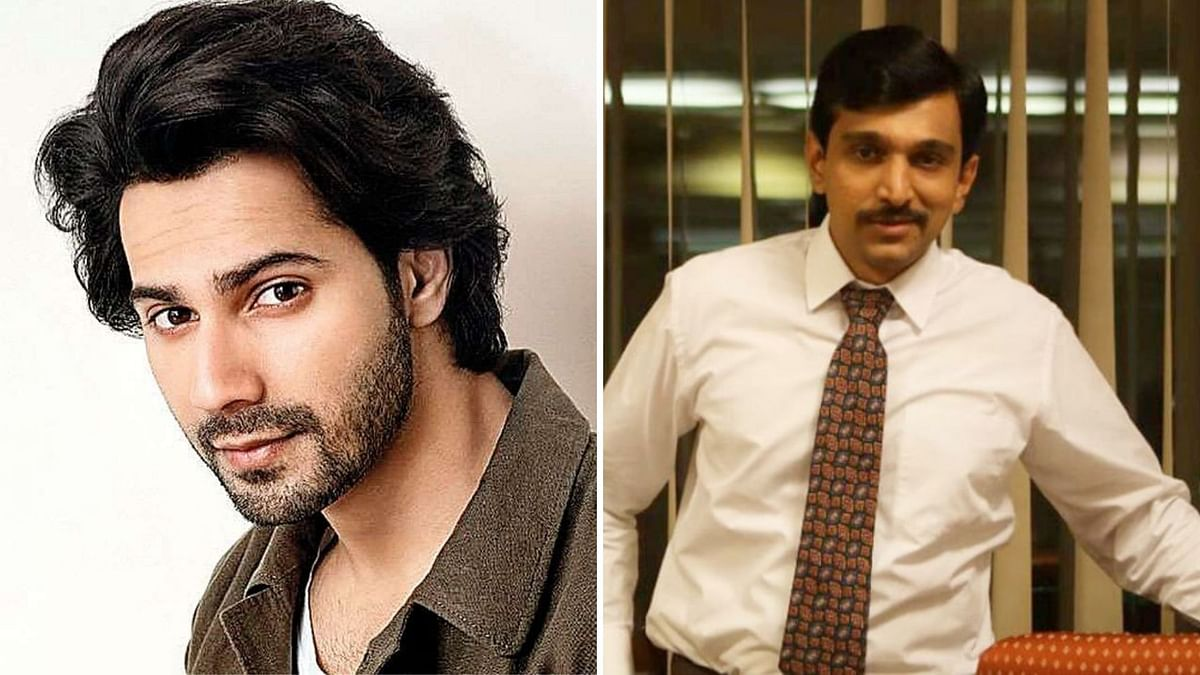 Varun Dhawan clarifies a rumour that he was the first choice for Pratik Gandhi's role in Scam 1992.