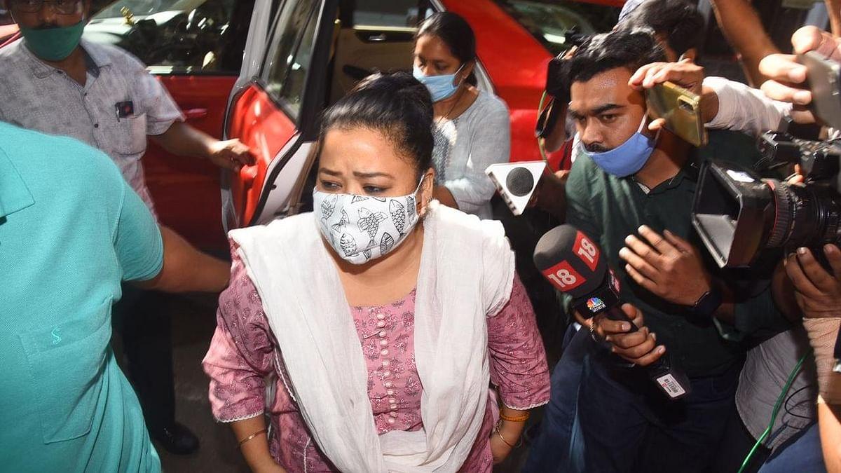 Comedian Bharti Singh's Mumbai residence was raided by the Narcotics Control Bureau (NCB).